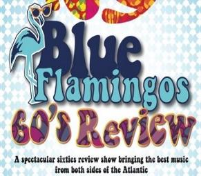 The Blue Flamingos 60's Review band